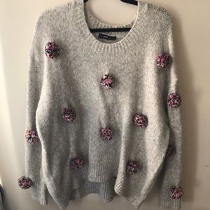Zara Pom sweater